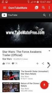 Tubemate Youtube Downloader 2.2.8