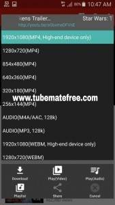 Tubemate latest download