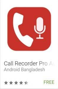 Call Recorder Pro Automatic