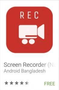 Screen Recorder (No Root)